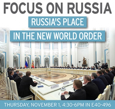 Focus on Russia poster