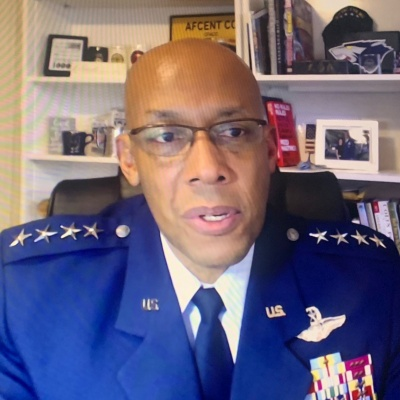General C.Q. Brown