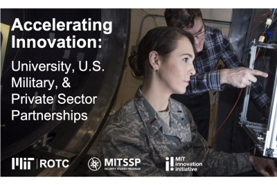 Innovation event poster