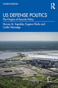 US Defense Politics 4th edition cover