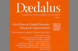 Daedalus cover Fall 2017