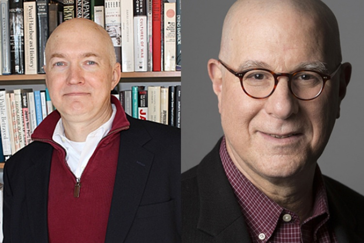 Eric Heginbotham, Richard Samuels