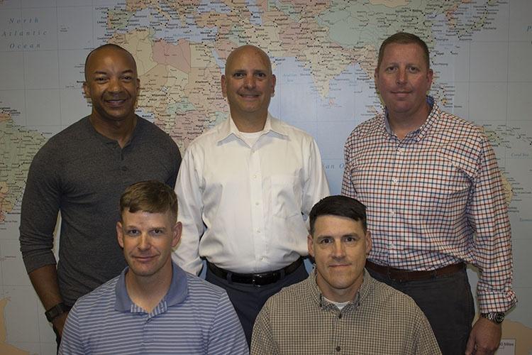 2017-18 Military Fellows