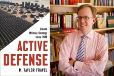 Active Defense cover/ Taylor Fravel