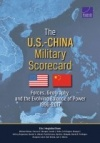 US-China Military Scorecard